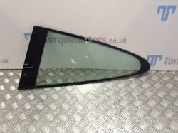 2003 Porsche 996 3.6 Carrera 4S Passenger Side Rear Quarter Glass NSR Window