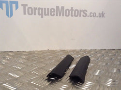 Vauxhall Astra Mk5 Vxr Interior Door Handles Wrapped Carbon