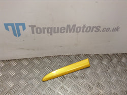 2008 Renault Clio 197 F1 Yellow Passenger side rear quarter trim NSR
