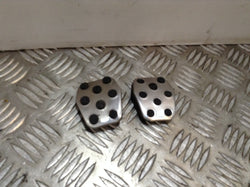 MK2 Focus ST ST225 Pedal covers