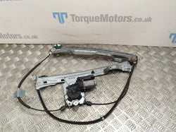 2008 Renault Clio 197 F1 Passenger side front window mechanism & motor