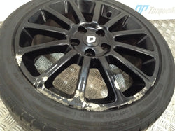 2008 Renault Clio 197 F1 17'' alloy Wheel with tyre