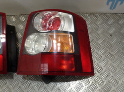Land Rover Range Rover Sport L320 Rear tail lights PAIR