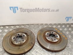 Volkswagen VW Polo GTI Front brake discs PAIR