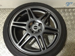 Subaru Impreza Turbo 2000 Classic 17'' Speedline Alloy wheel & tyre