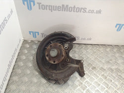 Volkswagen VW Golf GTD MK6 Drivers side rear hub & knuckle