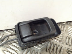 Subaru Impreza Turbo 2000 Drivers side rear interior door handle