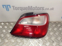 Subaru Impreza WRX drivers side osr Standard Rear Light