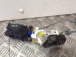Subaru Impreza Turbo 2000 Passenger side front door lock mechanism