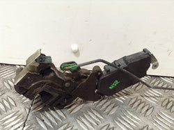 Subaru Impreza Turbo 2000 Passenger side rear door lock mechanism