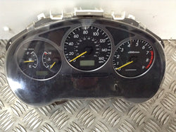 2001 Subaru Impreza WRX Speedo Clocks Rev Guage Etc