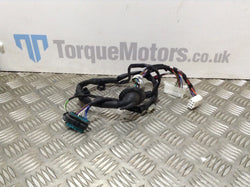 Mercedes A45 AMG W176 Fuel pump wiring harness