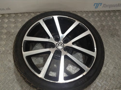 Volkswagen VW Golf GTD MK6 18'' Alloy wheel & tyre