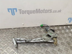 Subaru Impreza Turbo 2000 Passenger rear window motor regulator