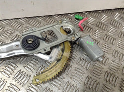 Subaru Impreza Turbo 2000 Passenger front window motor regulator
