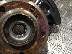 Mercedes A45 AMG W176 Drivers rear hub & knuckle