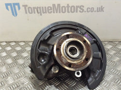 Mercedes A45 AMG W176 Passenger rear hub & knuckle