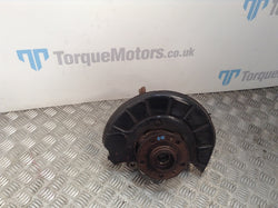 Volkswagen VW Golf GTD MK6 Drivers side front hub & knuckle
