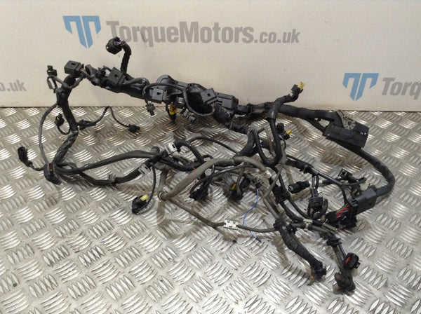 Phenomenal Mercedes A45 Amg W176 Engine Wiring Loom Wiring Cloud Hisonuggs Outletorg