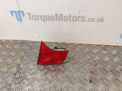 Audi A4 RS4 B7 drivers side inner rear light saloon