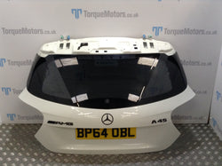 Mercedes A45 AMG W176 Rear boot lid TINTED