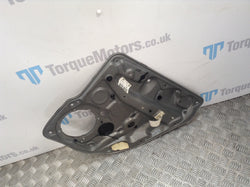 Volkswagen VW MK4 Golf R32 Drivers rear door plate