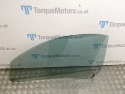 Peugeot 206 CC Passenger side front window glass