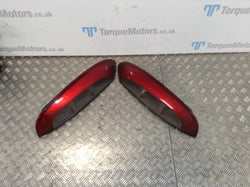 2001 Corsa C rear lights pair drivers passenger side