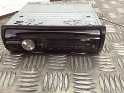 Sony X-plod cd player car stereo head unit zafira astra