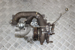 Nissan R35 GTR turbos with manifolds pair of turbo units