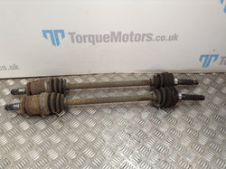 Subaru impreza driveshaft rear drive shafts pair