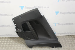2016 MK7 VW Golf R DSG Drivers side rear door card