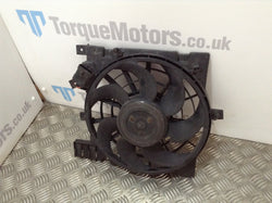 MK5 zafira astra H vxr air con cooling fan