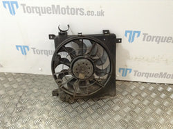 Vauxhall Astra zafira vxr WATER COOLING radiator Rad FAN 2.0 TURBO