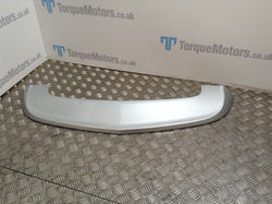 mk5 astra H vxr silver boot lid roof spoiler