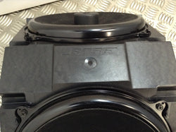 NISSAN R35 GTR REAR BOSE SUBWOOFER SPEAKER UPGRADE