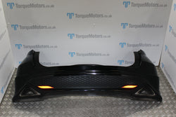 Honda Civic Type R FN2 Rear bumper & bumper grill with tips