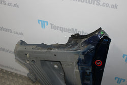 Nissan Skyline R35 GTR Passenger left chassis cut door shut sill