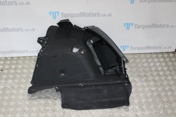 Honda Civic Type R FN2 Drivers side rear boot panel carpet trim DAMAGED