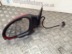 Seat Leon Cupra R Passenger side wing mirror RED
