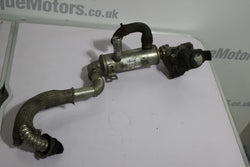 Citroen C4 EGR Cooler & pipes