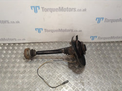 2008 E92 BMW M3 Drivers side rear drive shaft & wheel hub