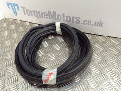 Honda Civic Ep3 Type R boot lid tailgate trim rubber seal