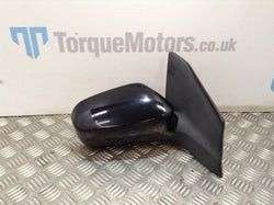 Honda civic type r ep3 black drivers side wing mirror