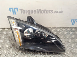 Ford Focus ST225 MK2 Drivers side Xenon headlight (Damaged)