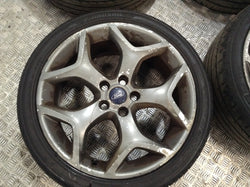 Ford Focus ST MK2 18'' alloys Alloy wheels & tyres