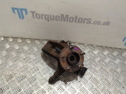 Ford Focus ST225 MK2 Drivers side front wheel hub & knuckle
