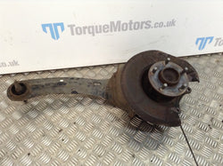 Ford Focus St 225 Drivers Rear hub and knuckle arm