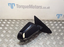 Honda Integra DC5 type r Drivers side wing mirror (BLACK) OSF