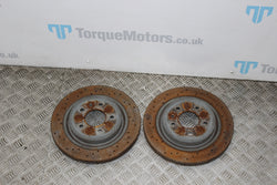 Astra J VXR GTC MK6 Rear brake discs PAIR